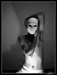 black-white-mask
