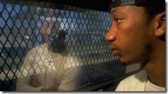 black boy in prison