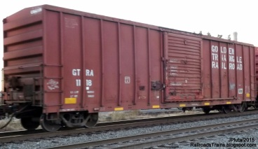 gtra-1118-boxcar-single-door-rail-car-golden-triangle-railroad-class-3-mississippi-gtra-golden-triangle-railway-ms_-freight-train-railcar